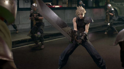 Each Final Fantasy 7 Remake episode will be as large as one Final Fantasy 13 game