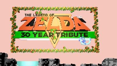 Someone made The Legend of Zelda a 3D browser game and its awesome
