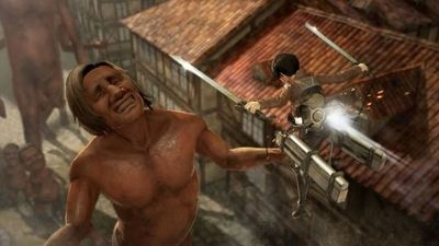 PlayStation exclusive Attack on Titan game headed to the West