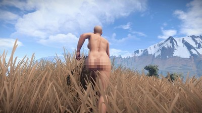 The sausage fest has officially ended in Rust; Female characters added