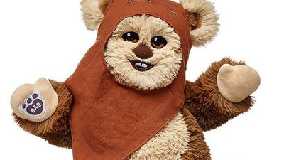 You can now stuff your own Ewok at Build-A-Bear