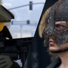Halo's Master Chief takes on Dovahkiin in GTA V fan-made video / Photo credit: https://www.youtube.com/watch?v=zs8ke77iS6c&feature=youtu.be