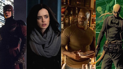 Netflix superhero series The Defenders set to start filming this year, says Daredevil actor