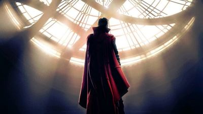The Sorcerer Supreme has arrived in the first Doctor Strange trailer and poster!