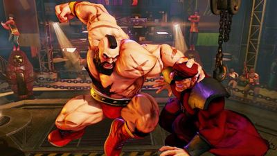 Street Fighter 5 rage quitters beware, punishment update coming later this month