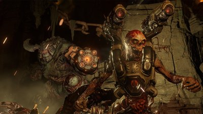 DOOM Multiplayer open beta available to all on Xbox One, PS4 and PC today