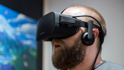Code that allows Oculus Rift exclusives on HTC Vive to be patched out; Called a hack