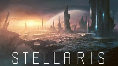 New Stellaris trailer details space exploration and colonization