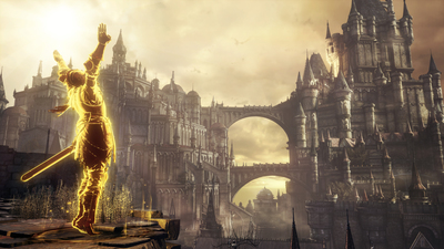 Dark Souls 3 patch goes live today, brings balance to weapons and fixes minor bugs