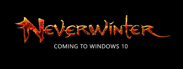 Neverwinter is coming to Windows 10