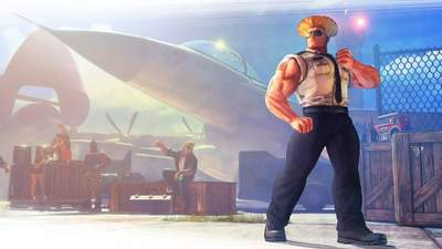 New Street Fighter V trailer showcases Guile in classic Air Force Base map