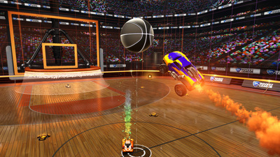 Rocket League's new basketball mode gets new trailer, available to play on April 26