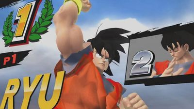 Someone modded Goku into Super Smash Bros. for Wii u and it's everything we needed