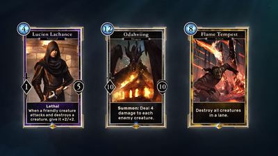 Sing up for The Elder Scrolls Legends closed beta