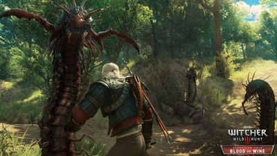 New Witcher 3 'Blood and Wine' DLC screenshots show us the ladies, mushrooms and vistas