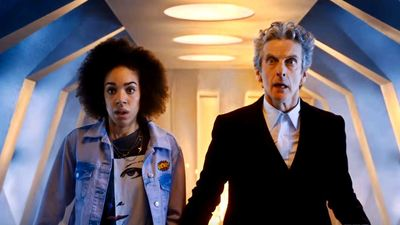 Doctor Who clip unveils Pearl Mackie as the new companion