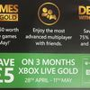 Rumor: May Games with Gold lineup for Xbox One, Xbox 360 leak
