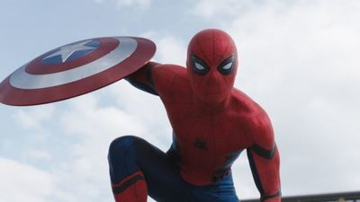 Captain America: Civil War TV spot has Spider-Man catching Winter Soldier's punch