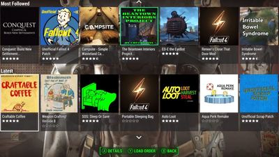 Bethesda gives us a look at Fallout 4's mod Creation Kit