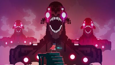 Hyper Light Drifter received a patch that made the game easier