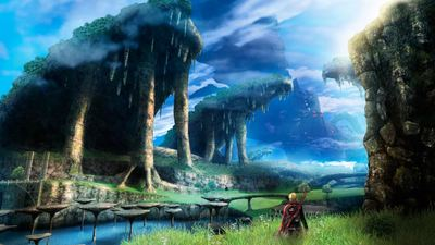 The first Xenoblade Chronicles is now available for Wii U on the Nintendo eShop