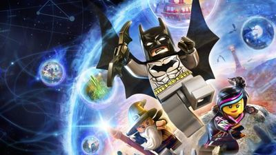 Supergirl flying onto LEGO Dimensions soon