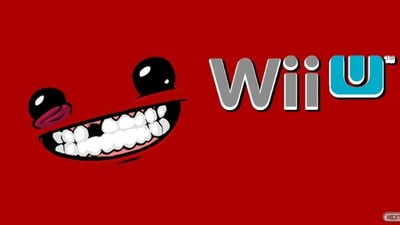 Super Meat Boy releases on Wii U later this month
