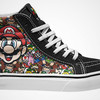 Vans and Nintendo are to collab and bring 8-bit greatness to your feet
