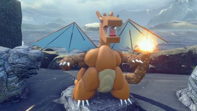 Someone built a Pokemon Battle in Halo 5's Forge and it's freaking amazing