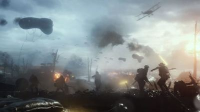 Watch the official Battlefield 1 trailer here