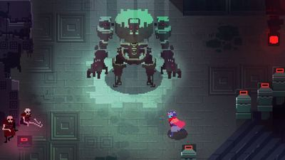 Hyper Light Drifter officially updated to include local co-op
