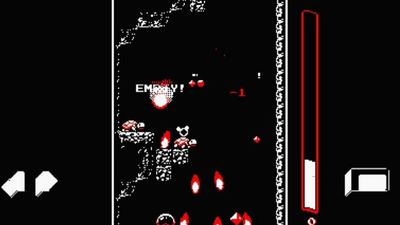 Crazy twitch platformer, Downwell officially releasing on PS4, Vita this month