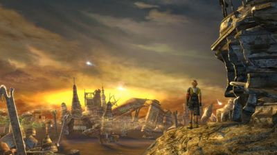 Final Fantasy X/X-2 HD Remaster discounted on Amazon on both PS4 and PS3