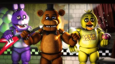 Five Nights at Freddy heading to consoles