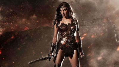 Wonder Woman solo movie has officially finished filming