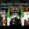 Four more games go backwards compatible for Xbox One
