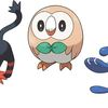 The internet has been reacting to the new Pokemon Sun/Moon starters about like you'd expect