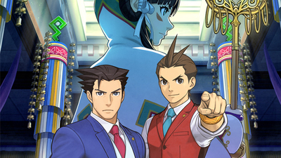 Phoenix Wright: Ace Attorney — Spirit of Justice arrives digitally on 3DS in September