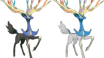 Now is your chance to pick up a FREE shiny Xerneas