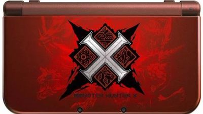 New 3Ds to get a Monster Hunter Generations makeover