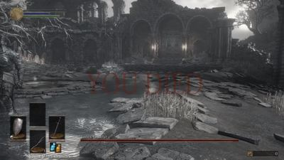 Playing Dark Souls 3 with voice commands only is hilarious and horribly frustrating