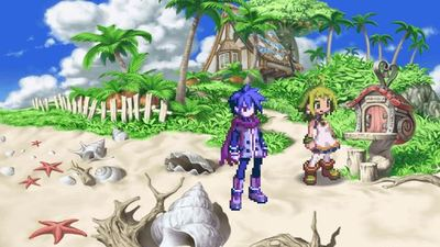 Phantom Brave relaunches on Steam