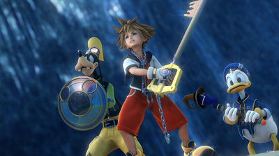 Kingdom Hearts 3 confirmed for April 2017