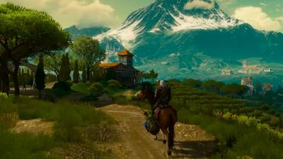 Take a closer look at new region coming to The Witcher 3 in 'Blood and Wine'