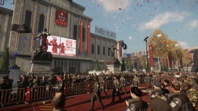 Homefront: The Revolution's frame rate is the primary focus the Developers have on patching the game