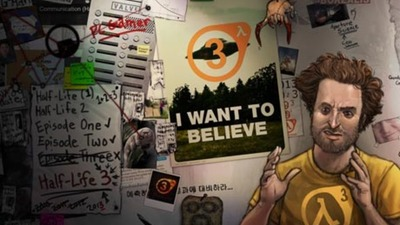 Half-Life 2: Episode 3 was announced 10 years ago, still nothing