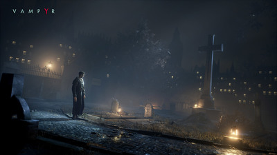 DontNod shows off new images of RPG Vampyr