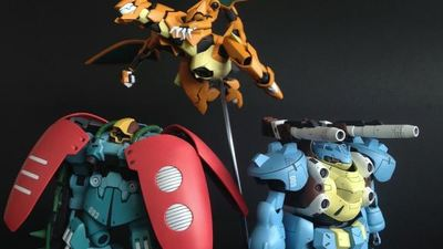 Someone made Pokemon in Gundam mechs and they are awesome