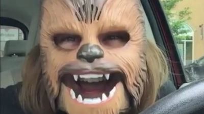 That Chewbacca Star Wars mask is worth up to $499 thanks to eBay scammers