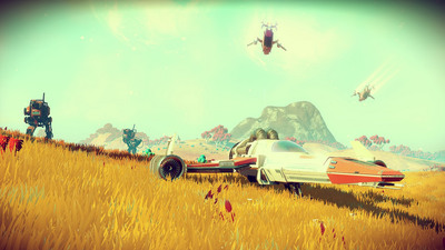 No Man's Sky possibly delayed